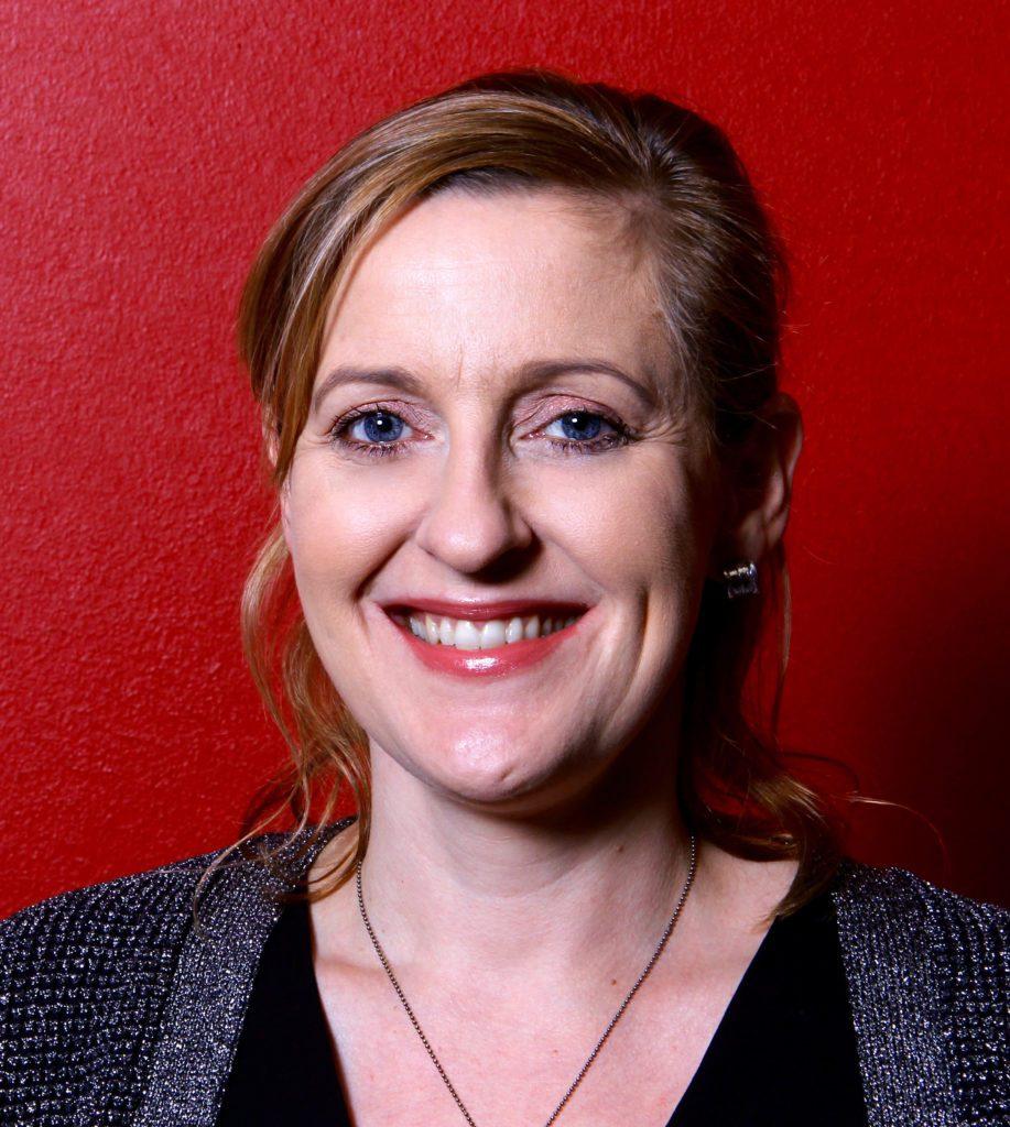 Hrönn Þráinsdóttir