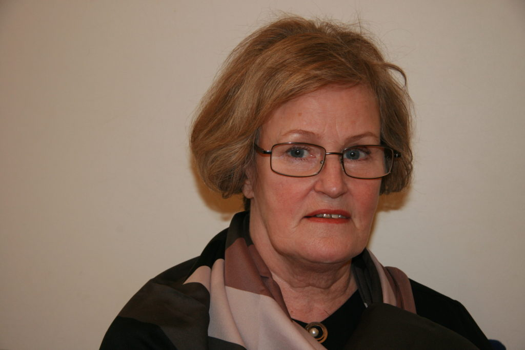 Soffía H. Bjarnleifsdóttir